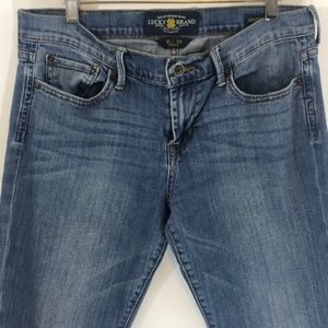 Lucky Brand Sweet and Straight Jeans Sz 29